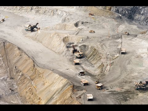 The Grasberg Mine Time-Lapse Photography Mission