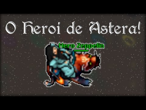 Gazharagoth em Astera Astera Tem um Herói  Kotter
