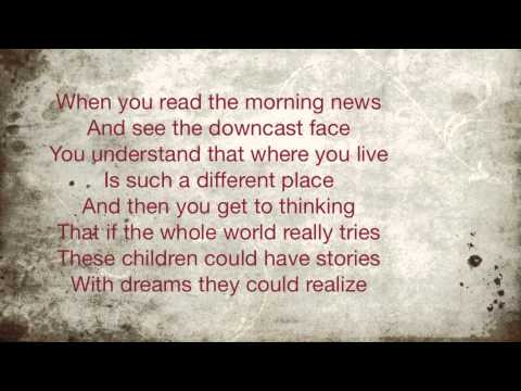 Free the Children ~ Lyrics (Shawcross)