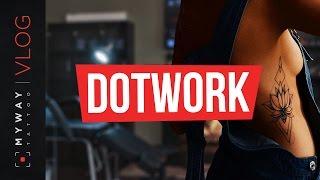 Дотворк / Dotwork || Стиль татуировки