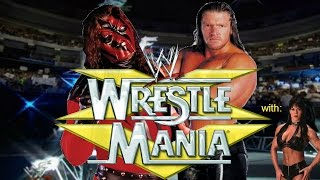 Kane vs Triple H  | WWF Wrestlemania 2000 (Hard)
