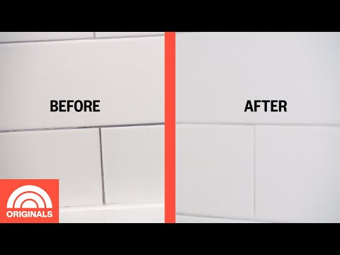 How To Clean Grout   TODAY