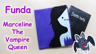 FUNDA DE MARCELINE | ADVENTURE TIME / HORA DE AVENTURA | DIY | MANUALIDADES - YuureYCrafts