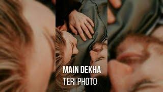 Mai Dekha Teri Photo Full Screen Status || Punjabi Song Full Screen Status New 2019 || Kt Creation