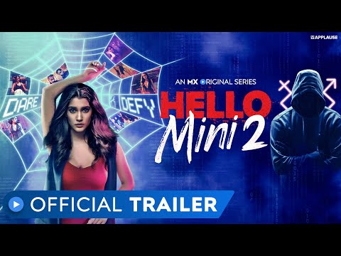 Hello Mini 2 | Official Trailer | Anuja Joshi | MX Original Series | MX Player