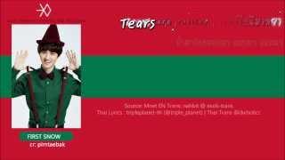 Download lagu [Karaoke-Thaisub] EXO - 첫 눈 (First Snow) (Korean Version)