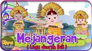 MEJANGERAN | Lagu Daerah Bali | Diva bernyanyi | Diva The Series Official