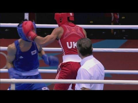 Han v Lomachenko - Boxing Men's Light (60kg) Final - London 2012 Olympics