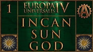 Europa Universalis IV The Incan Sun God 1