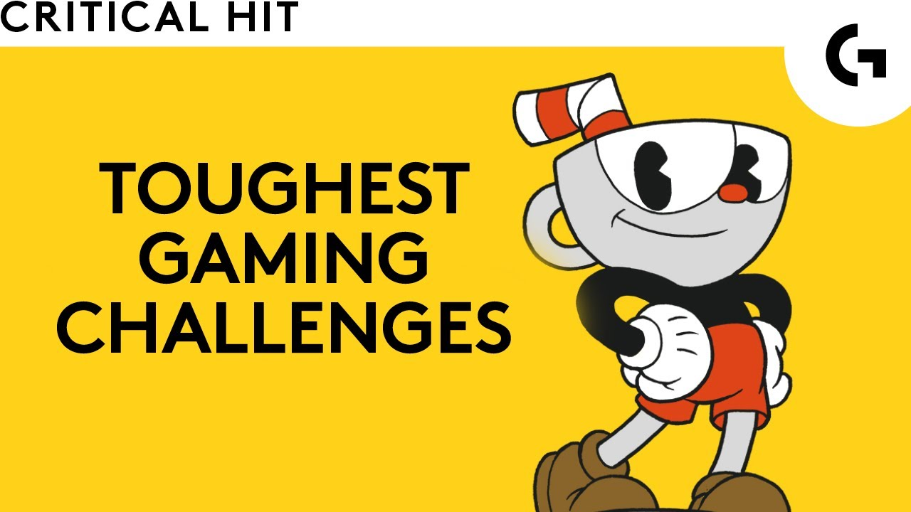 Toughest Gaming Challenges 2021 [Can YOU Handle These?!]