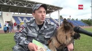 Кинологический праздник - берем интервью у собак :)