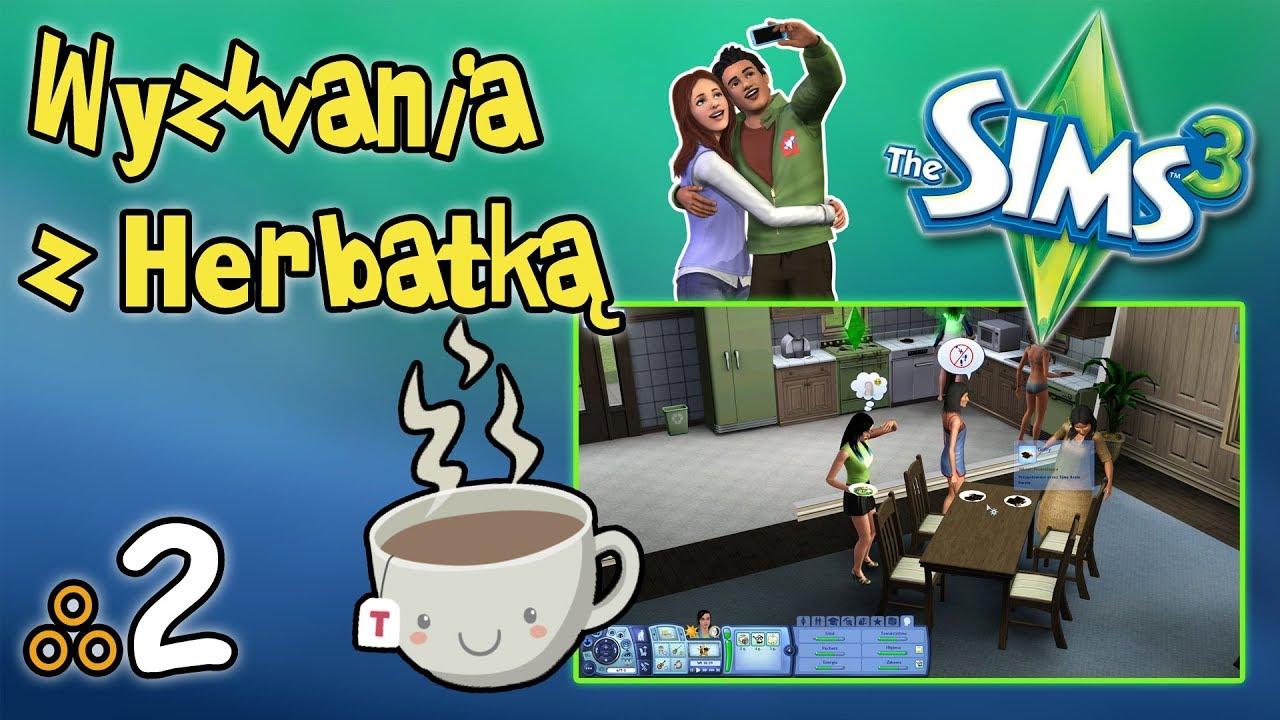 """Wyzwania z Herbatką (The Sims 3) odc. 2 – """"Z ziołami wszystko lepsze"""""""