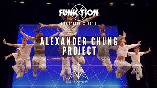 Alexander Chung Project 'Group' | Funk'tion X 2018 [@VIBRVNCY Front Row 4K]