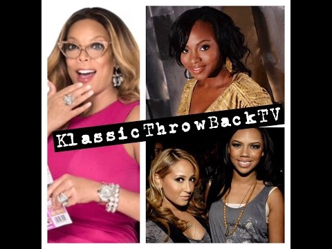 Throwback Radio - Naturi Gets Kicked Out 3LW [Wendy Williams Show 2002]