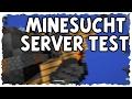 KANN MAN AUF MINESUCHT HACKEN? ☆ Server Test - Minesucht