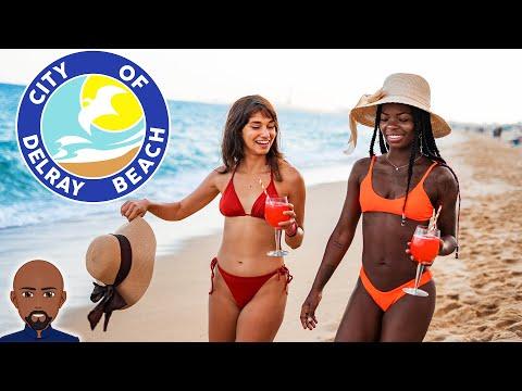 Delray beach girls! | Renan Estime (Florida Guide)