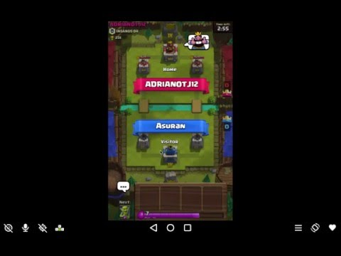Clash Royale Android Gameplay #17 Winning Card Deck For Arena 1