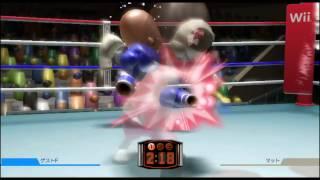 【Wii】TASさんがWii Sportsで遊んでみた【マットプロ戦】