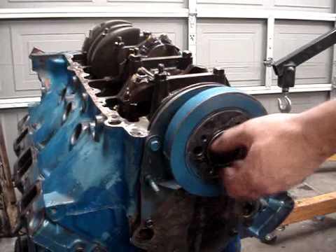455 Olds rebuild part 4 - YouTube