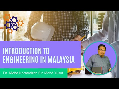 Introduction to Engineering in Malaysia