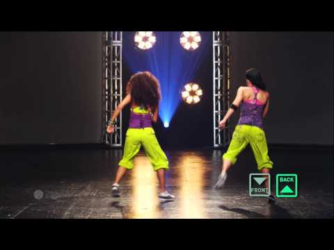 Zumba® Fitness Exhilarate™ Step by Step