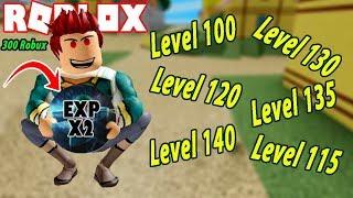 Roblox - Fam Level Cực Nhanh Với Gamepass 300 Robux Chấn Động Thế Giới Hải Tặc   King Piece