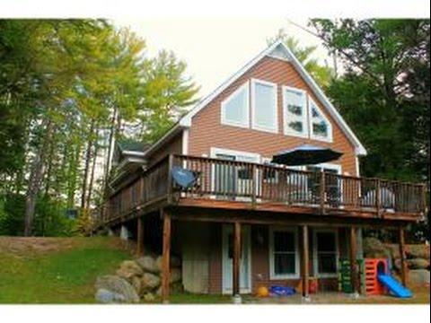 Single Family House @ 8 Rocks Village Dr, Woodstock, NH