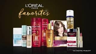 L'Oréal Favorites