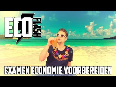 Examen economie voorbereiden