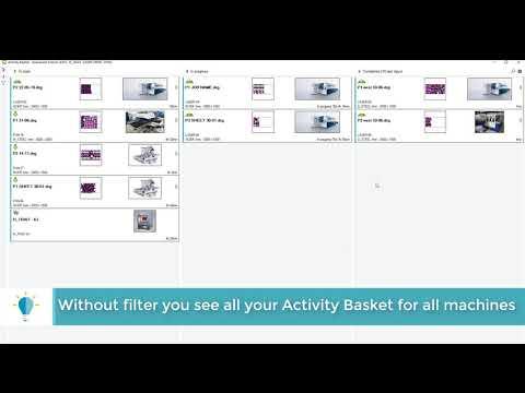 Activity Basket   WORKPLAN 2020.0