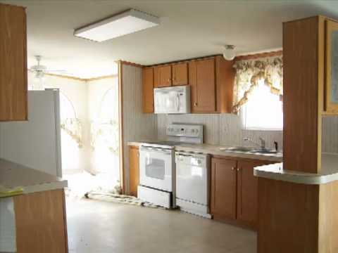 3 Bedroom Used Double Wide Mobile Home For Sale