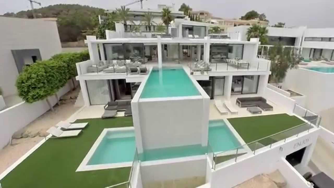"""95c79c291d Luxury International Villa """"Fun"""" - Vista Alegra - Luxury Villas Ibiza -  YouTube"""