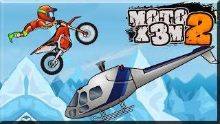 Moto X3M 2 Game GamePlay Walkthrough HD
