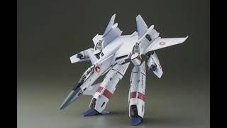 MACROSS DIGITAL MISSION VF-X 1/60 完全変形VF-4G ライトニング III 塗装済み完成品