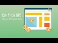 YouTube Turbo Curation Tips for Adsense & Facebook Boost