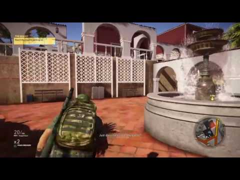 Ghost Recon Wildlands - Story mission the Resort Gameplay