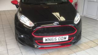 FORD FIESTA 1.0 ECOBOOST ZETEC S BLACK EDITION HD HEAVILY MODIFIED