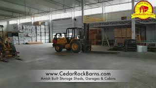 Video Tour Of New Amish Shed Factory download MP3, 3GP, MP4, WEBM, AVI, FLV Juni 2018