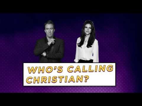 Who's Calling Christian? Rose Leslie