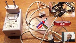 Фиксим зарядник USB и кабели iphone 4s