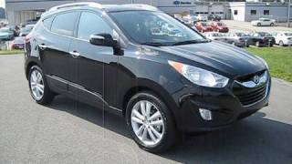 2010 Hyundai Tucson Limited Start Up, In Depth Review Tour, and Short Drive