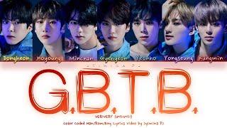 VERIVERY (베리베리) - 'G.B.T.B.' Lyrics (Color Coded_Han_Rom_Eng)