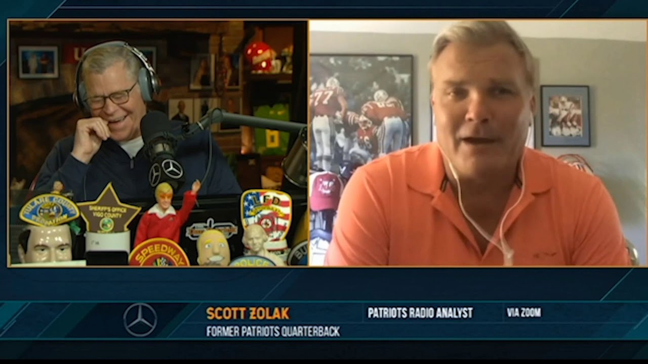 Scott Zolak on the Dan Patrick Show (Full Interview) 07/02/20