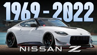 The Evolution of the Nissan Z [240Z, 300ZX, 370Z, 400Z?]