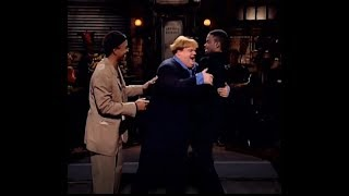 Remembering Chris Farley -  Emotional Part