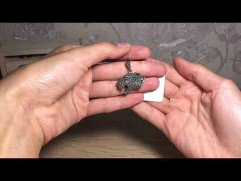Серебряные украшения с марказитами из Таиланда 😍🔥24.05