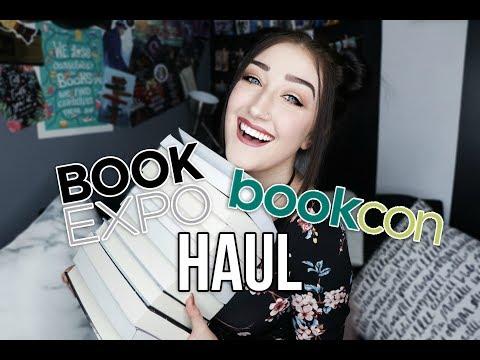 BOOK EXPO & BOOKCON BOOK HAUL.