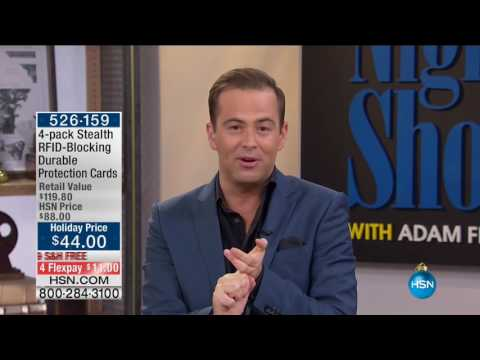 HSN | The Monday Night Show with Adam Freeman 11.21.2016 - 09 PM