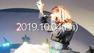 TEAM SHACHI 2019年10月4日(金)プレミアムフリーライブ告知動画/TEAM SHACHI  OCT.4th PREMIER FREE LIVE Announcement teaser