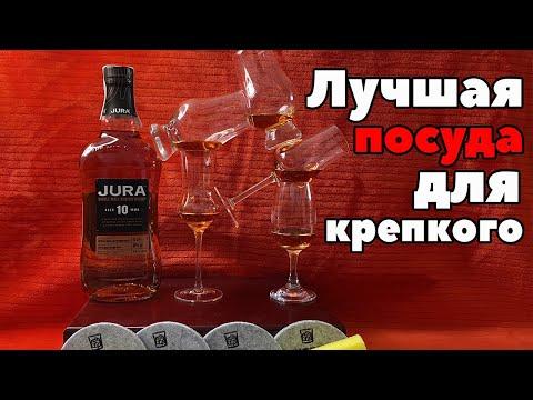 Лучшие бокалы для крепкого | Из каких бокалов пить коньяк и виски | Где купить бокалы в Украине